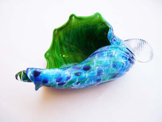 green and cool mix conch
